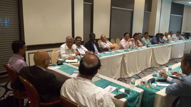Workshop on Aerospace Collaboration in Tamilnadu Defence Cluster (15th March, 2019)